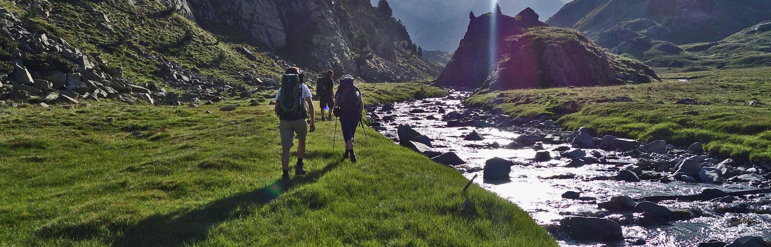 Packliste für längere Wanderungen