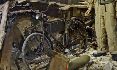 Bikepacking 1944 | Memorial Museum of the Battle of Normandy in Bayeux