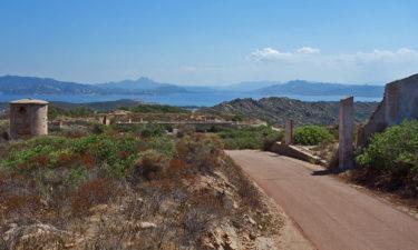 Radfahren auf Caprera