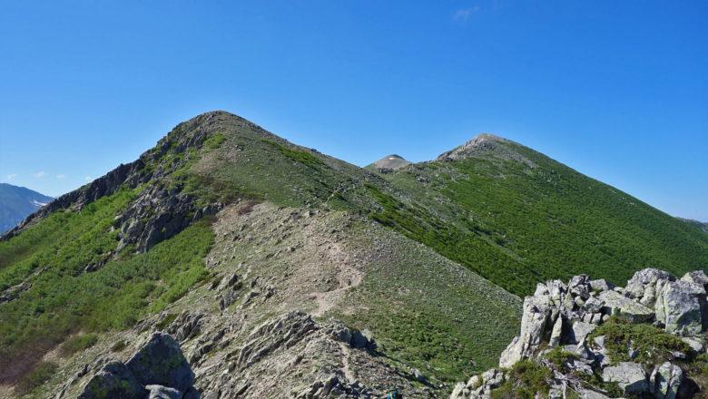 Gratwanderung auf dem GR 20 auf Korsika