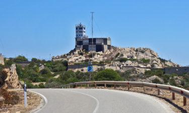 Funkstation auf Maddalena
