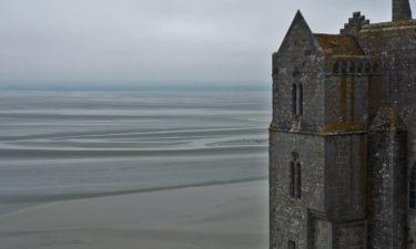 Bucht um den am Mont-Saint-Michel