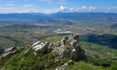 Blick vom Monte Velino