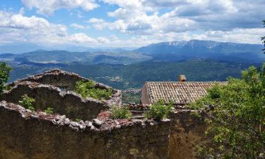 Bergpanorama in den Abruzzen