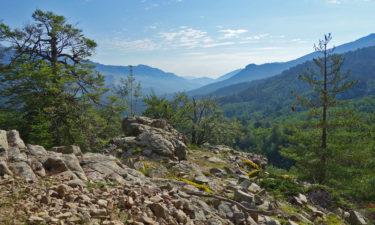 Wandern auf dem GR 20 auf Korsika