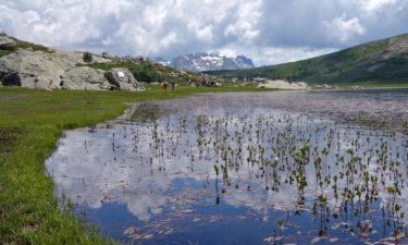 Lac de Nino auf Korsika