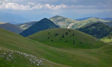 Nationalpark Gran Sasso e Monti della Laga in den Abruzzen