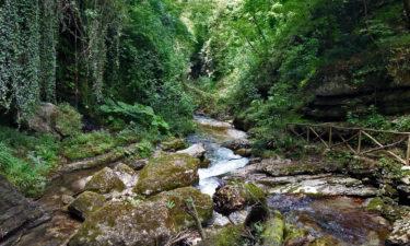 """Orfento-Schlucht """"Valle dell'Orfento"""""""