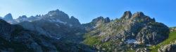 Wanderung auf dem GR 20 auf Korsika