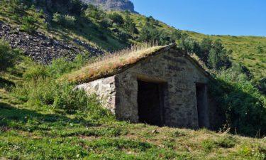 Refugio de Canal Roya am GR11