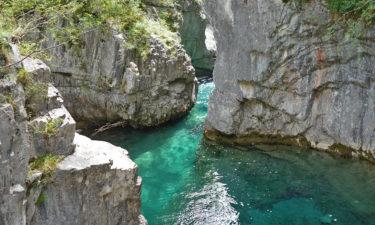 Cascada de Tamborrotera im Ordesa Nationalpark