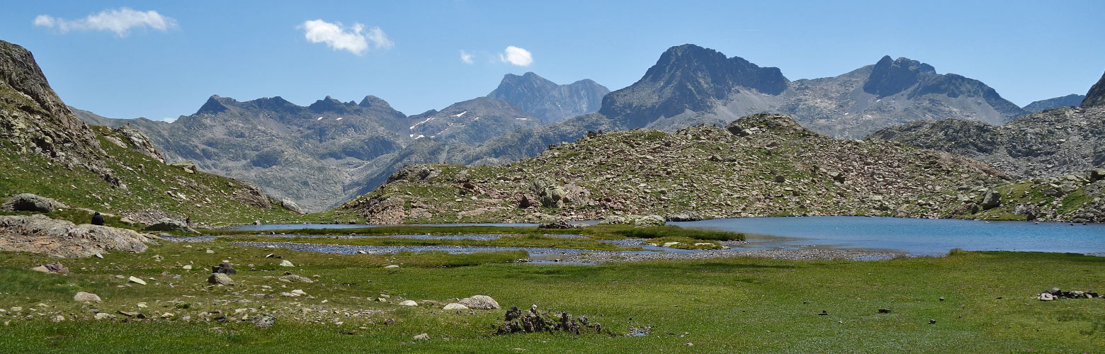 Wanderung in den Pyrenäen auf dem GR 11