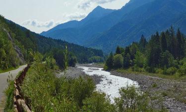 Alpe-Adria-Radweg – Transalp light
