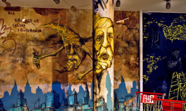 Magic City Ausstellung in München - The Art of the Streets