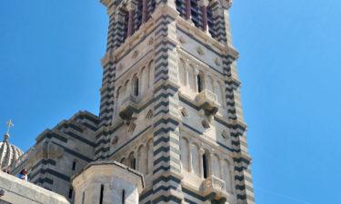 Turm der Notre-Dame de la Garde in Marseille