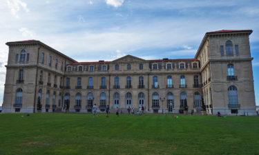 Palais du Pharo in Marseille