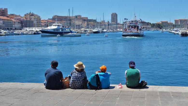 Vieux Port: Der alte Hafen von Marseille