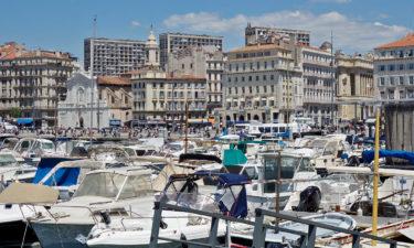 Vieux Port und Altstadt von Marseille