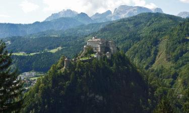 Burg Hohenwerfen in Werfen