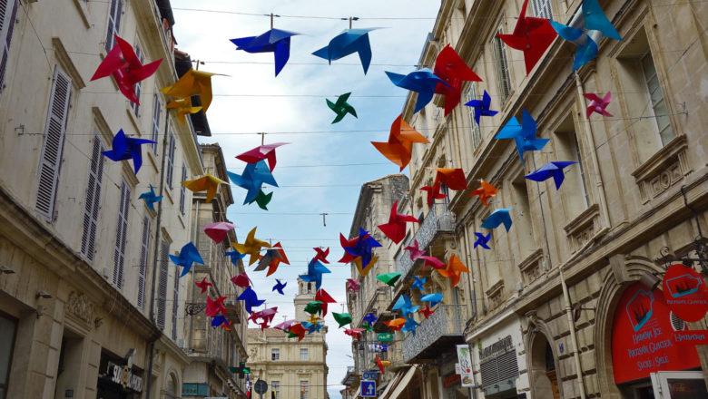 Innenstadt von Arles