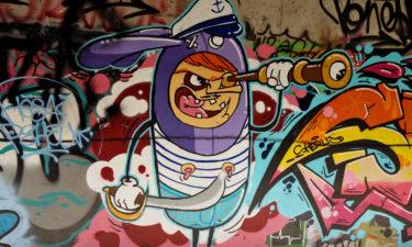 Street Art in Arles