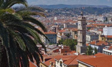 Über den Dächern von Nizza ...