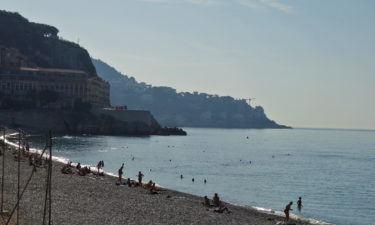 Côte d'Azur in Nizza