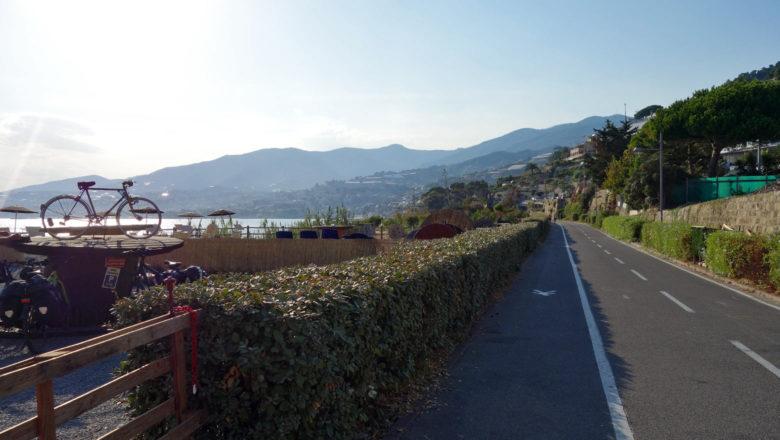 Radweg Pista Ciclabile della Liguria