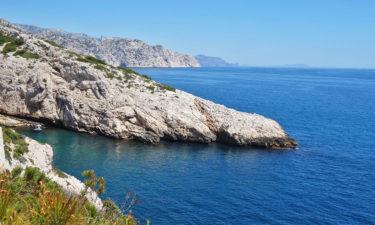 Wandern in den Calanques bei Marseille