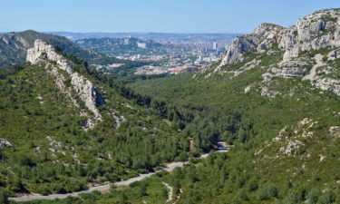 Marseille und Nationalpark Calanques