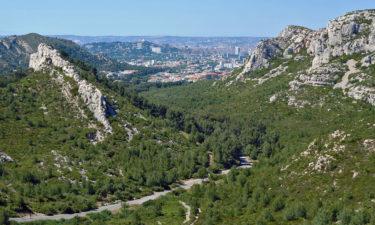 Marseille und Nationalpark Calanques