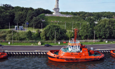 Westerplatte in Danzig