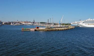 Hafen von Tallinn