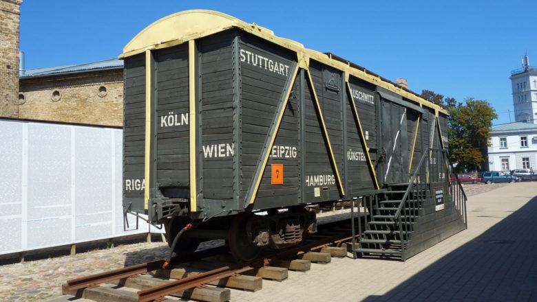 Museum des Rigaer Ghettos und des Holocausts in Lettland